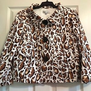 Women's Jacket Size 12 by Andre Oliver